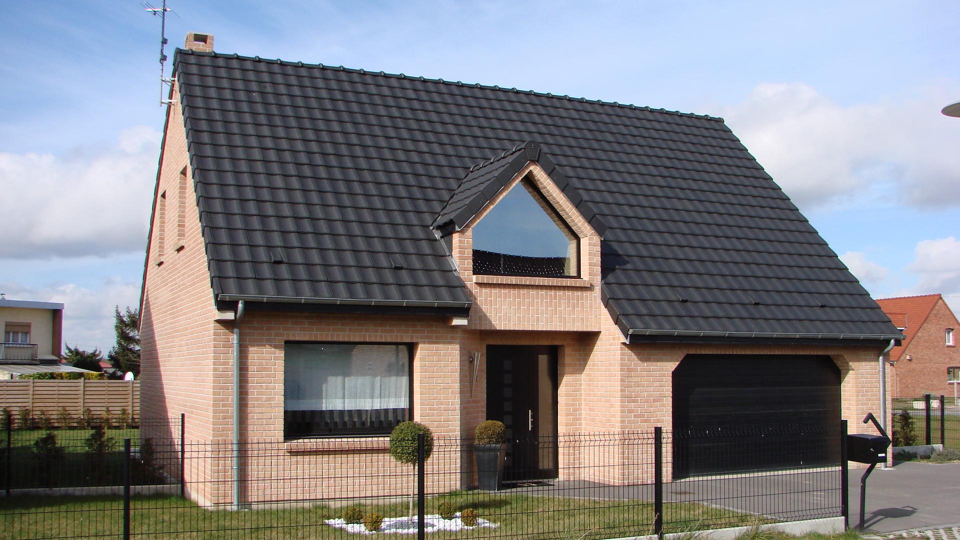 Maisons du constructeur PRESTILOGIS • EVIN MALMAISON