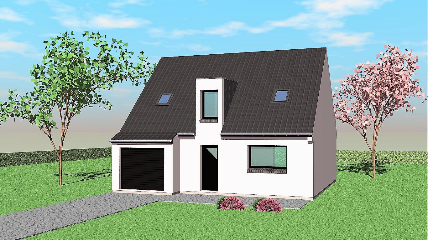 Maisons du constructeur PRESTILOGIS • 90 m² • SOUCHEZ