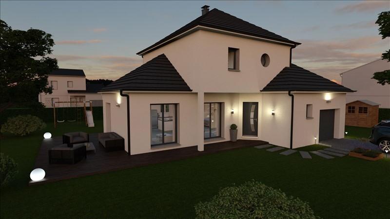 Maisons du constructeur MAISONS FRANCE STYLE • 101 m² • SAINT MARTIN DE BOSCHERVILLE