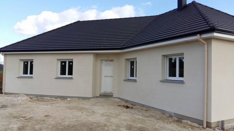 Maisons du constructeur MAISONS FRANCE STYLE • 100 m² • ROUVRAY CATILLON