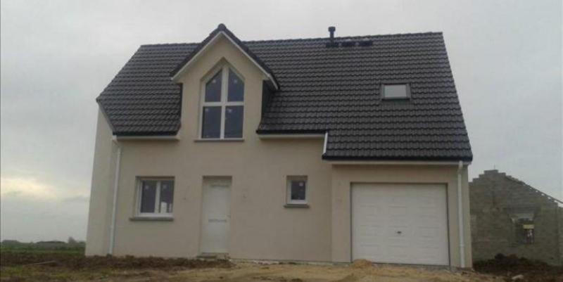 Maisons du constructeur MAISONS FRANCE STYLE •  m² • LA HALLOTIERE