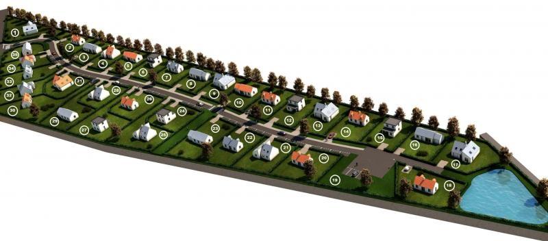 Maisons du constructeur MAISONS FRANCE STYLE •  m² • BUCHY