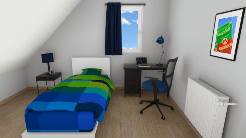 Maisons du constructeur MAISONS FRANCE STYLE • 90 m² • SAINT AUBIN LE CAUF