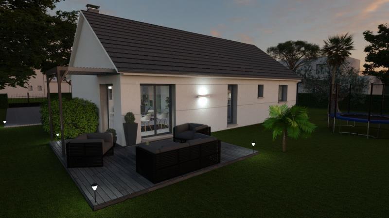 Maisons du constructeur MAISONS FRANCE STYLE • 92 m² • OFFRANVILLE