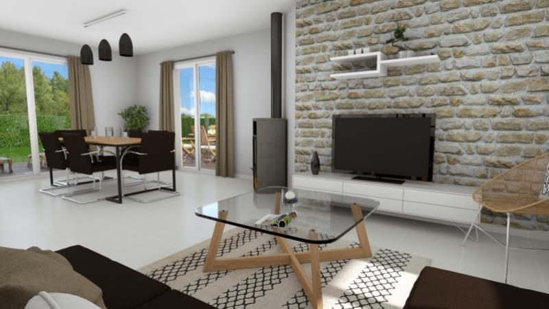 Maisons du constructeur MAISONS FRANCE STYLE • 103 m² • BELLEVILLE SUR MER
