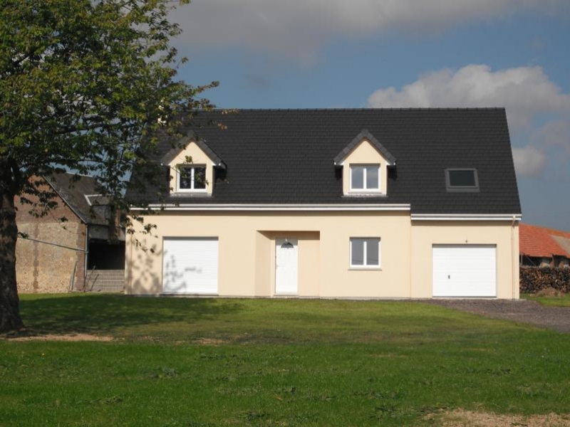 Maisons du constructeur MAISONS FRANCE STYLE • BOUVILLE