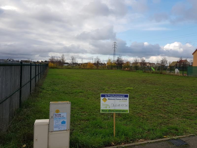 Terrains du constructeur MAISONS FRANCE STYLE • 532 m² • COURVILLE SUR EURE