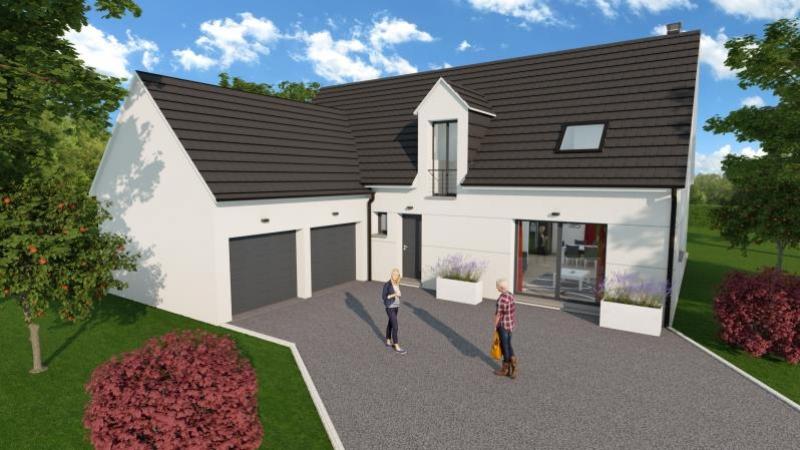 Maisons du constructeur MAISONS FRANCE STYLE • 100 m² • SAINT OUEN DU BREUIL