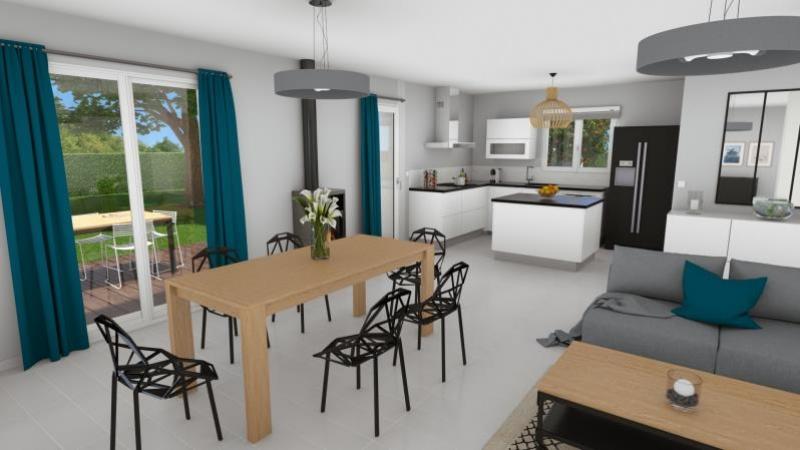 Maisons du constructeur MAISONS FRANCE STYLE • 110 m² • LUNERAY