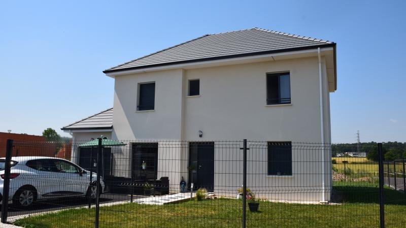 Maisons du constructeur MAISONS FRANCE STYLE • 105 m² • SAINT PIERRE LES ELBEUF