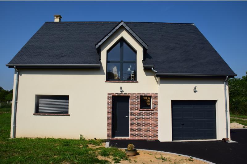 Maisons du constructeur MAISONS FRANCE STYLE • 102 m² • BONSECOURS