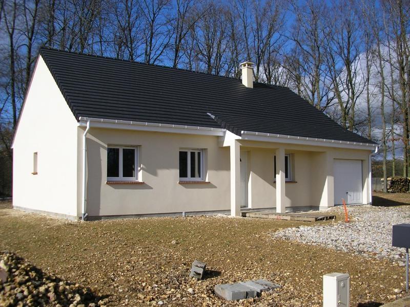 Maisons du constructeur MAISONS FRANCE STYLE • 90 m² • OISSEL