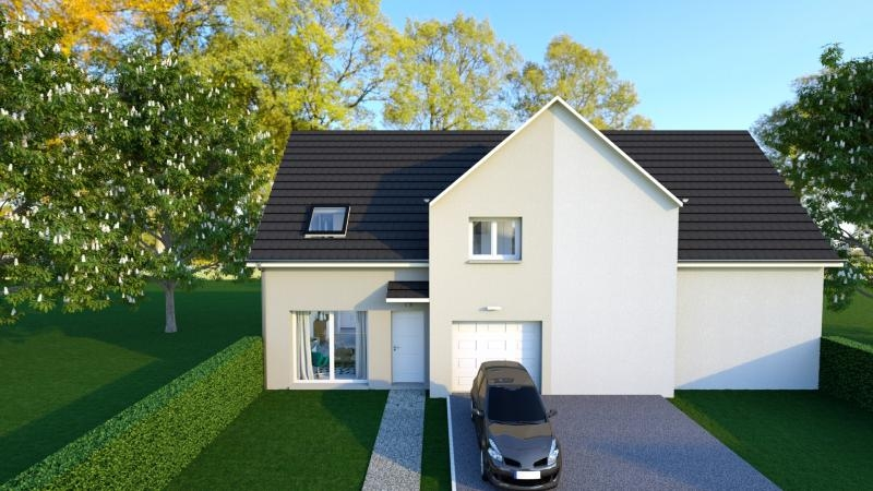 Maisons du constructeur MAISONS FRANCE STYLE • 83 m² • OISSEL