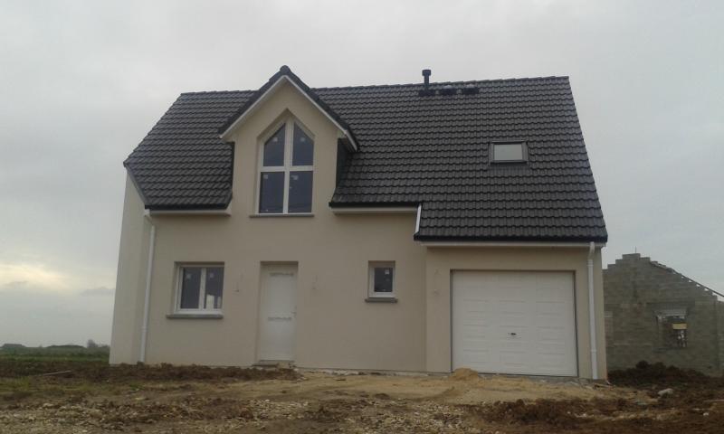 Maisons du constructeur MAISONS FRANCE STYLE • 102 m² • TOURVILLE LA RIVIERE