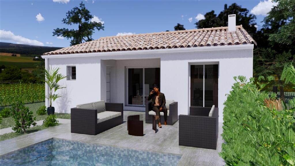 Terrains du constructeur CMAMAISON • 0 m² • GIGEAN
