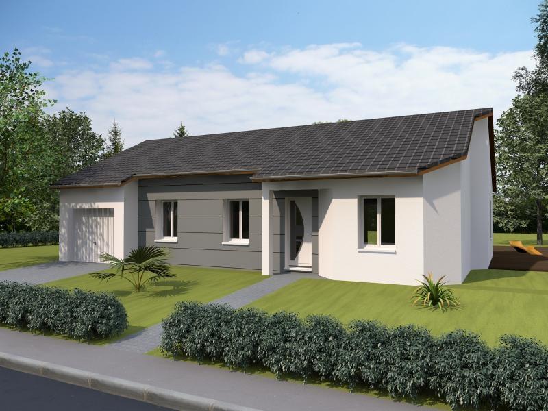 Maisons du constructeur MAISONS NOBLESS • 80 m² • MONT SUR MEURTHE