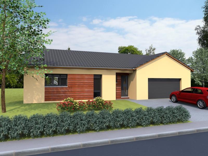 Maisons du constructeur MAISONS NOBLESS • 112 m² • HOUDELMONT