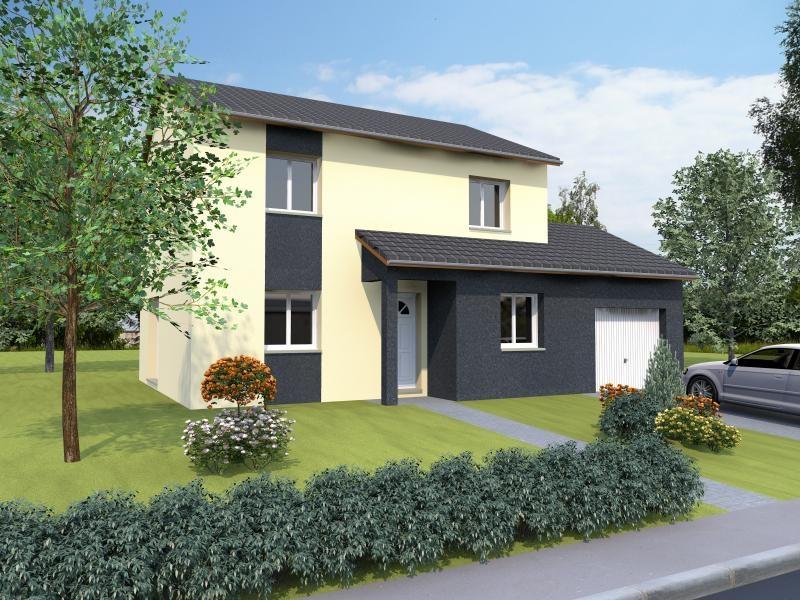 Maisons du constructeur MAISONS NOBLESS • 118 m² • HOUDELMONT
