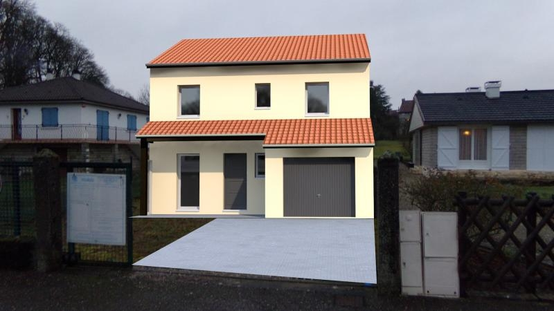 Maisons du constructeur MAISONS NOBLESS • 100 m² • ART SUR MEURTHE