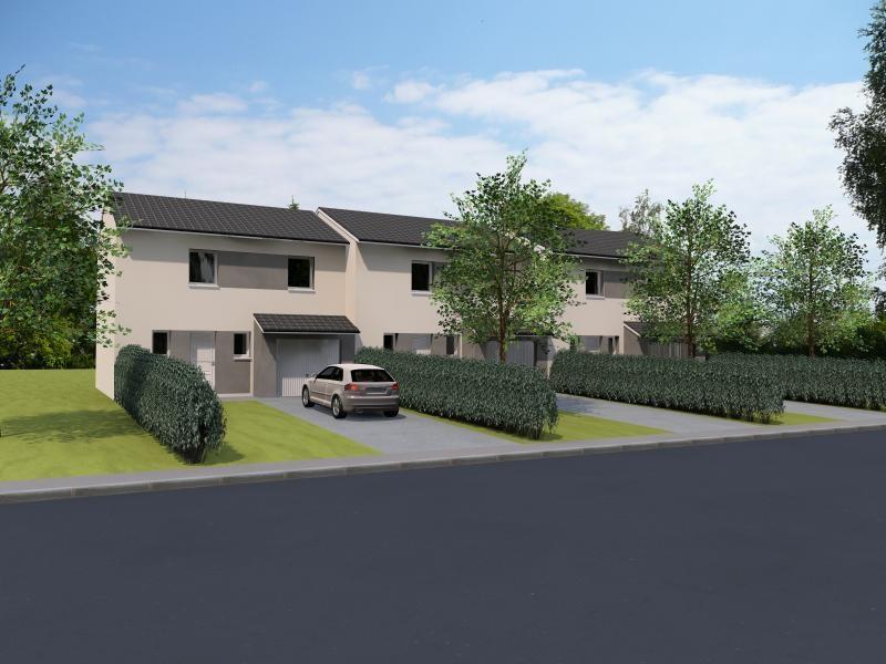 Maisons du constructeur MAISONS NOBLESS • 91 m² • CHAVIGNY
