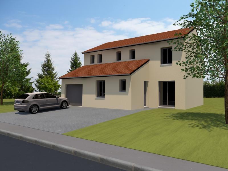 Maisons du constructeur MAISONS NOBLESS • 130 m² • FLEVILLE DEVANT NANCY