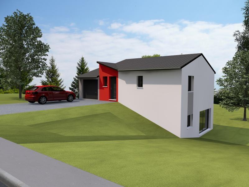Maisons du constructeur MAISONS NOBLESS • 124 m² • FROUARD