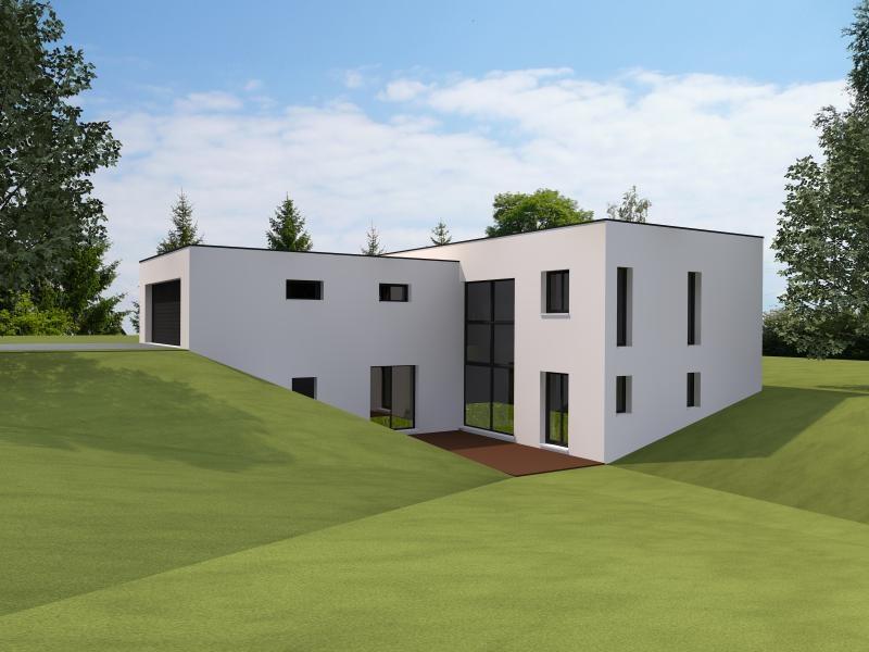 Maisons du constructeur MAISONS NOBLESS • 170 m² • MESSEIN