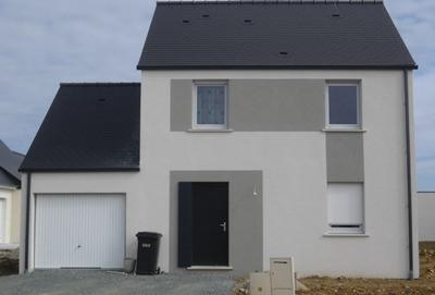 Maisons + Terrains du constructeur Maisons Phénix Amiens • 91 m² • MESNIL SAINT NICAISE