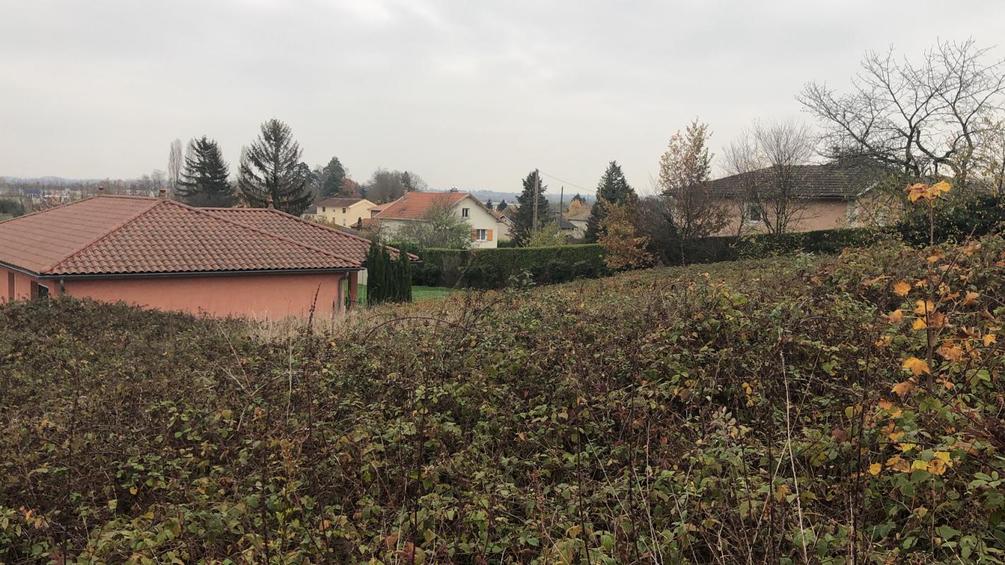 Terrains du constructeur MAISONS ARLOGIS MACON • 997 m² • CRECHES SUR SAONE