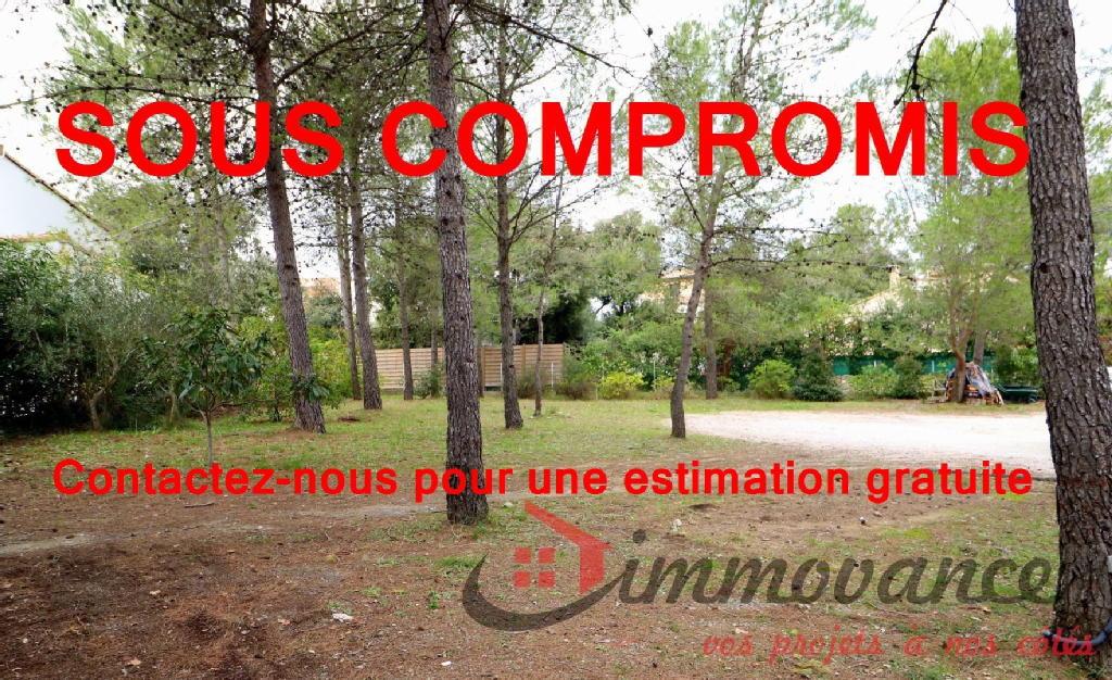 Terrains du constructeur IMMOVANCE • 739 m² • SAINT BAUZILLE DE MONTMEL