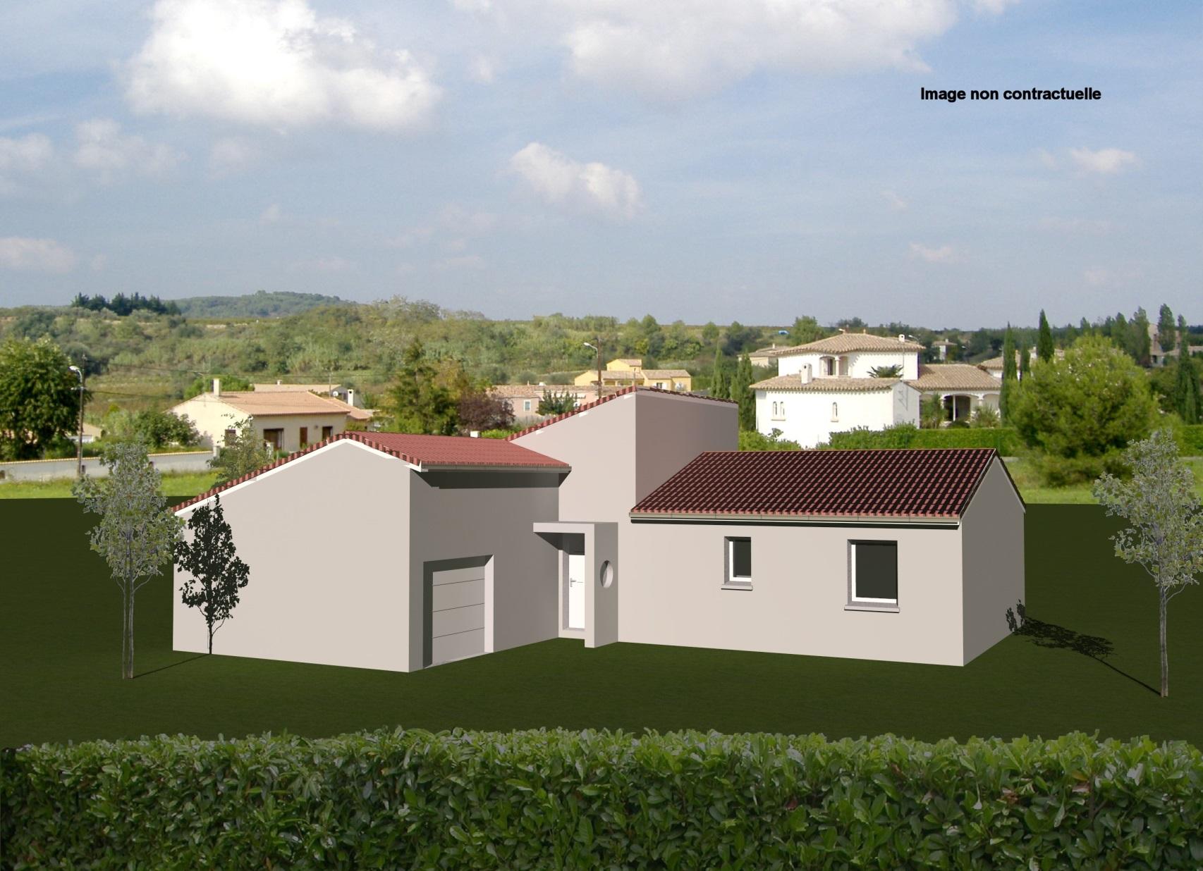 Maisons + Terrains du constructeur MAISONS CONCEPT 2000 • ORCET