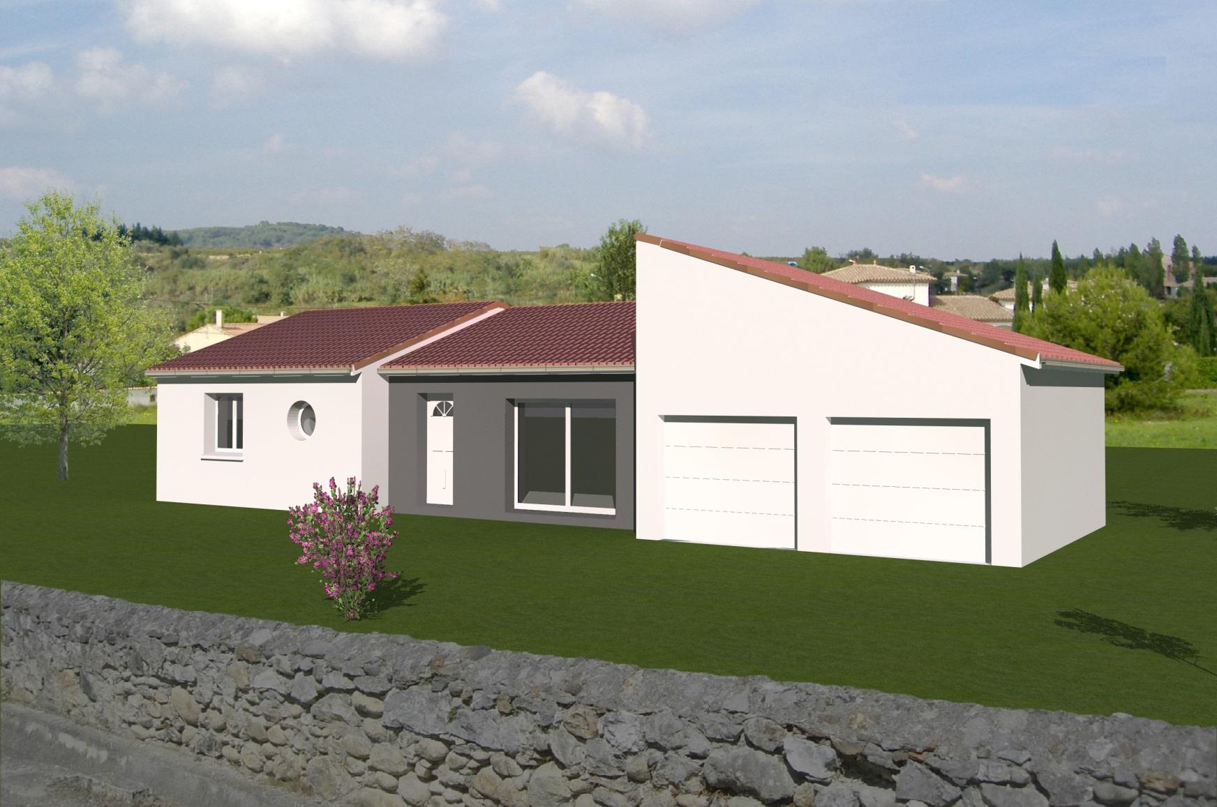 Maisons + Terrains du constructeur MAISONS CONCEPT 2000 • PERIGNAT LES SARLIEVE