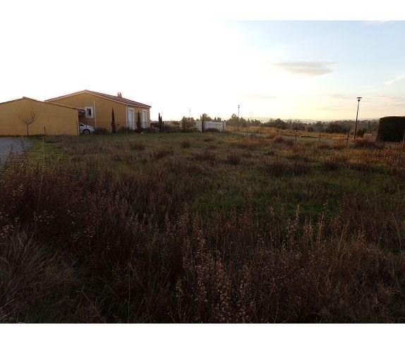Terrains du constructeur AGENCE DU CANAL • 500 m² • RIEUX MINERVOIS