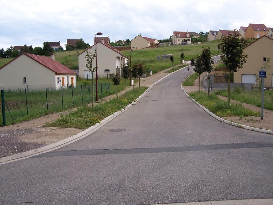 Terrains du constructeur NEGOCIM • 908 m² • SAINT MARTIN DU TERTRE