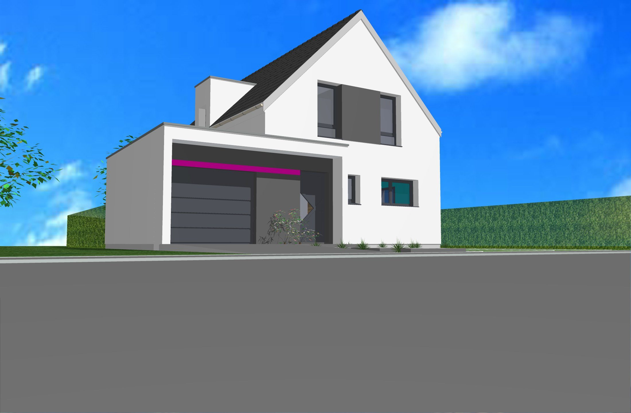 Maisons + Terrains du constructeur MAISONS CRISALIS • 95 m² • COLMAR