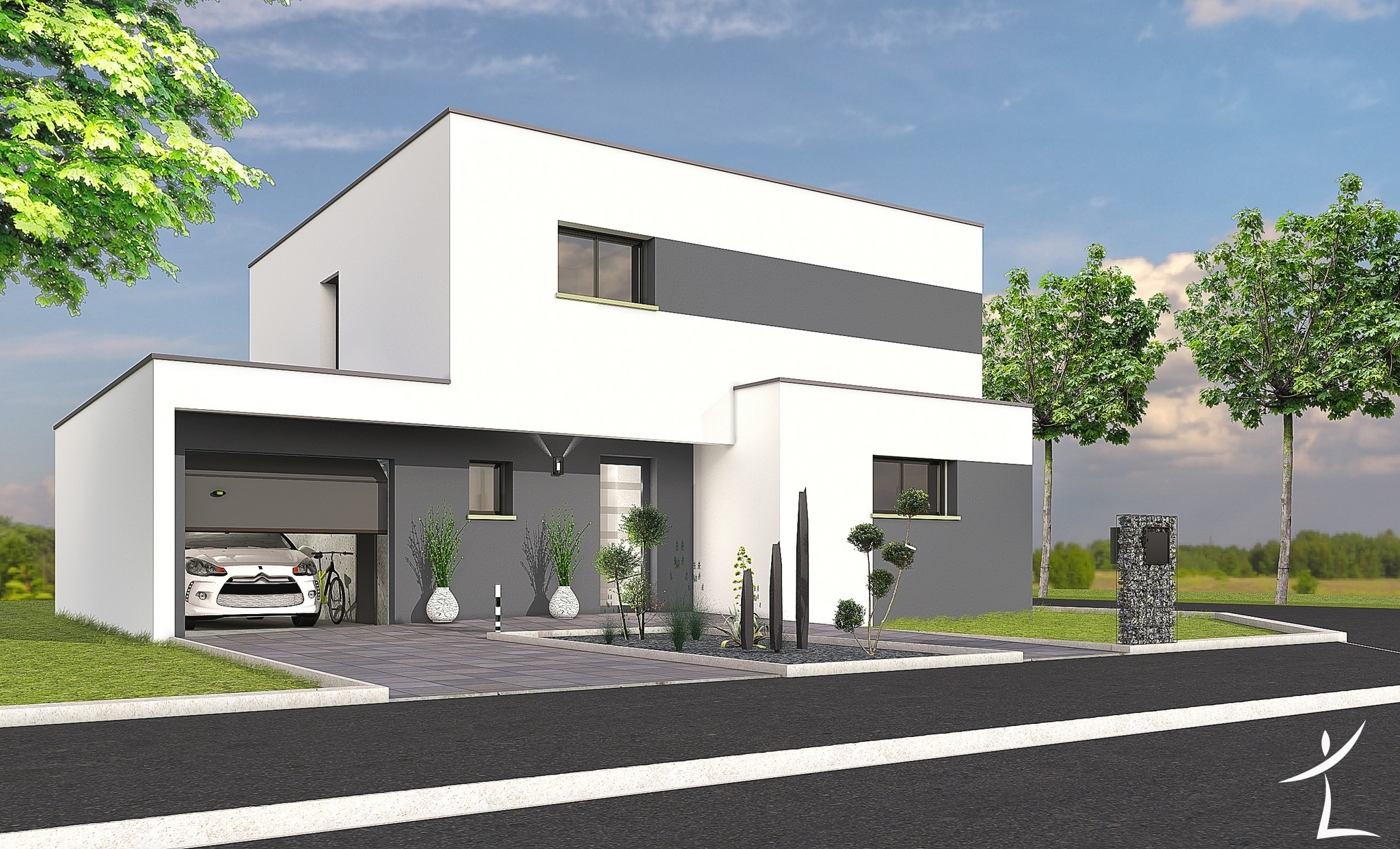 Maisons + Terrains du constructeur MAISONS CRISALIS • 120 m² • BURNHAUPT LE HAUT