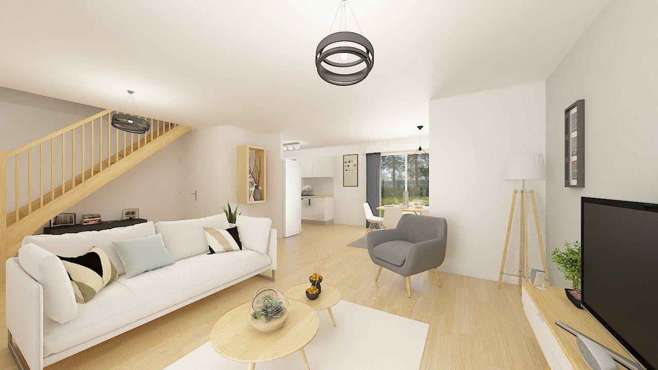 Maisons + Terrains du constructeur MAISONS PHENIX • 116 m² • NOVEANT SUR MOSELLE