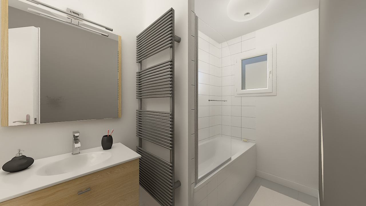 Maisons + Terrains du constructeur MAISONS PHENIX • 99 m² • SAULNY