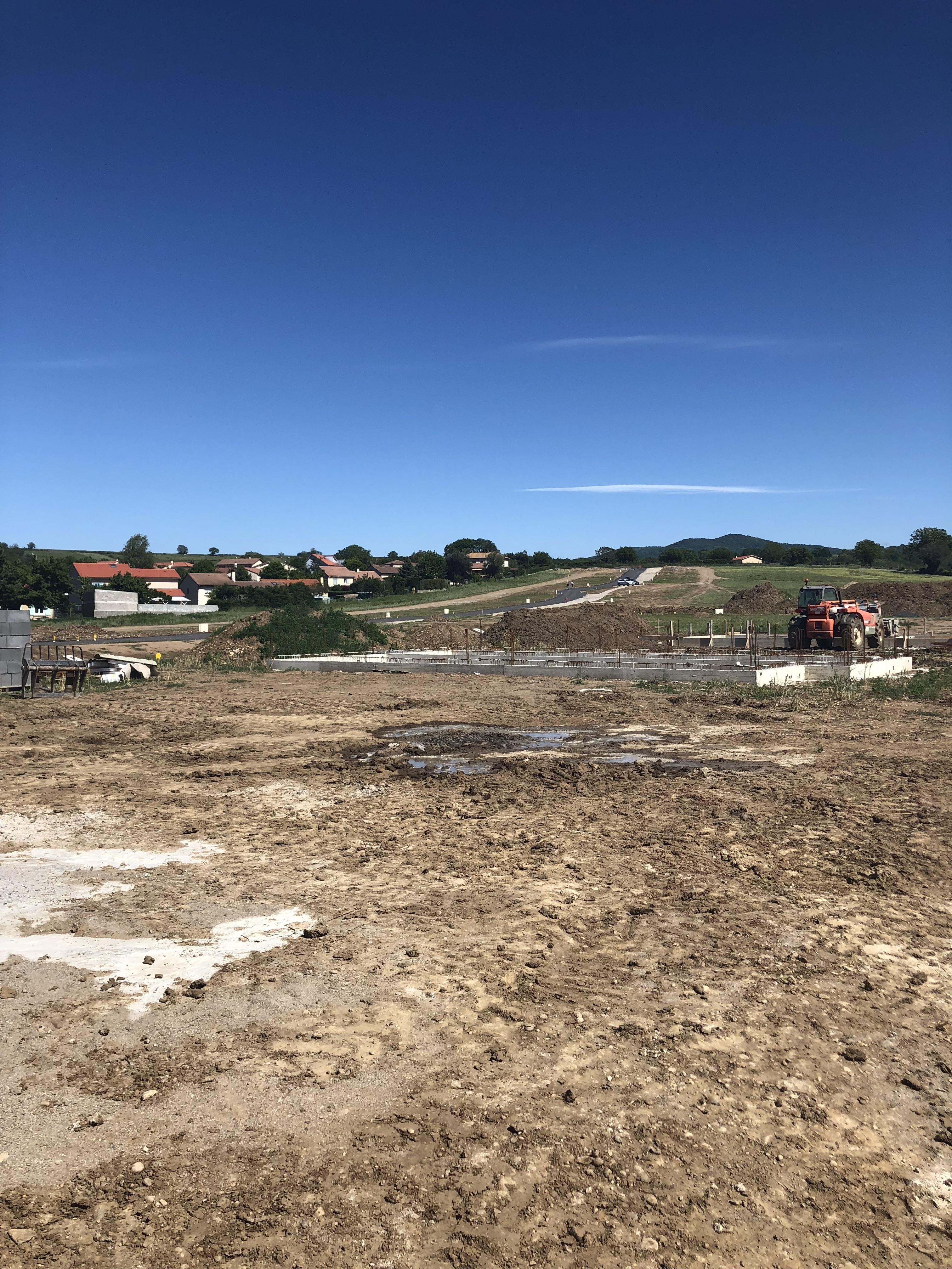 Terrains du constructeur TRADIMAISONS • 393 m² • VIC LE COMTE