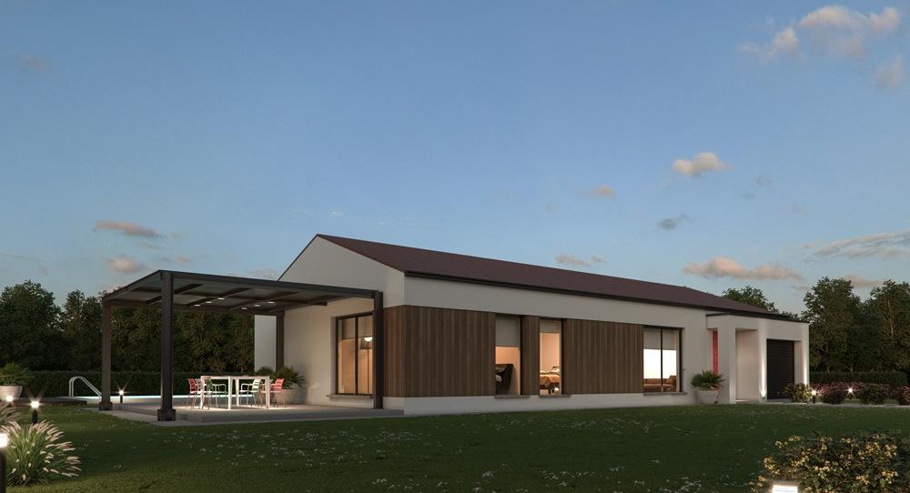 Terrains du constructeur TRADIMAISONS • 602 m² • SAINT LAURE