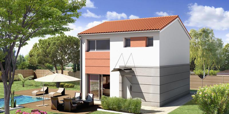 Maisons du constructeur MAISONS ELAN • 84 m² • RAVEL