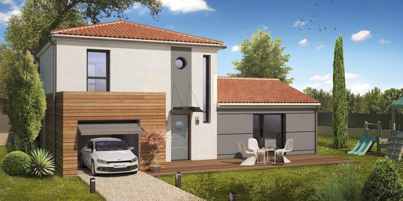 Maisons du constructeur MAISONS ELAN • 109 m² • SAINT CIRGUES SUR COUZE
