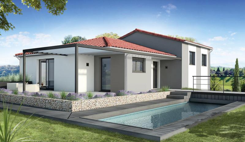 Maisons du constructeur MAISONS ELAN • 100 m² • TALLENDE
