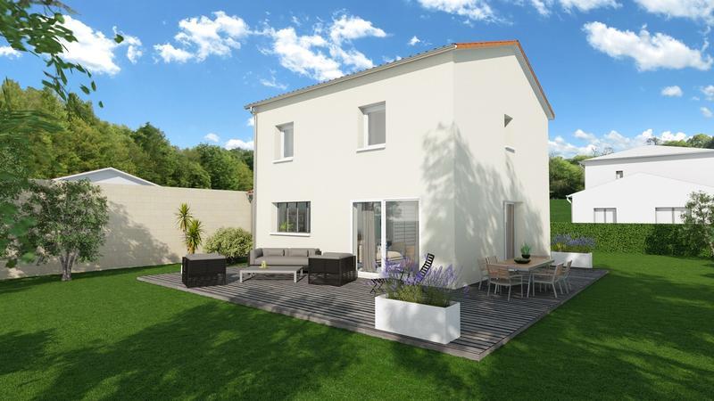 Maisons du constructeur MAISONS ELAN • 102 m² • VERTAIZON
