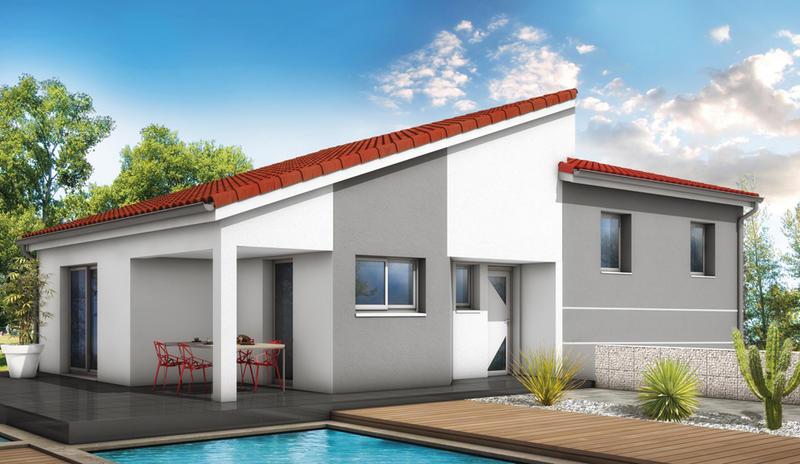 Maisons du constructeur MAISONS ELAN • 100 m² • CORENT