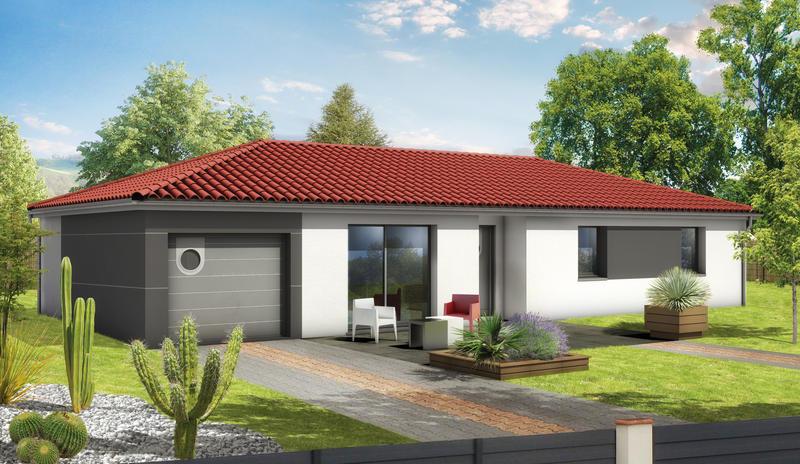Maisons du constructeur MAISONS ELAN • 108 m² • MONTMORIN