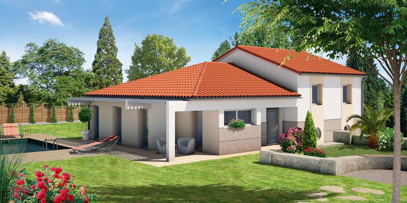 Maisons du constructeur MAISONS ELAN • 113 m² • TALLENDE