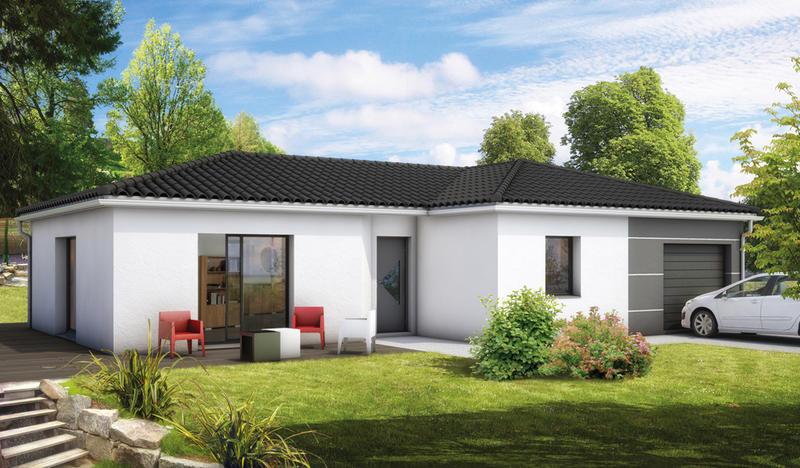 Maisons du constructeur MAISONS ELAN • 94 m² • BEAUREGARD VENDON