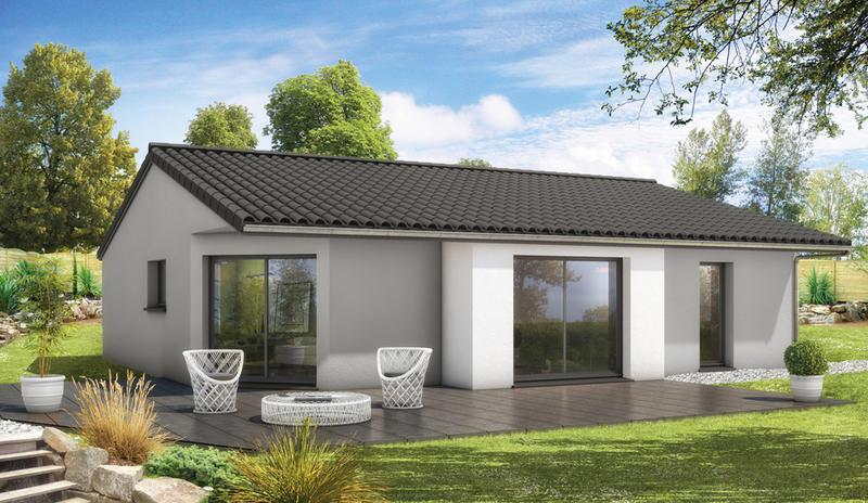 Maisons du constructeur MAISONS ELAN • 88 m² • ENNEZAT