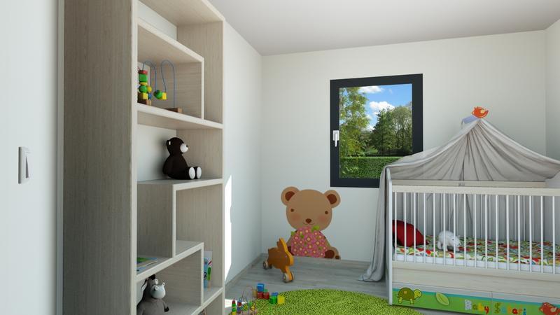 Maisons du constructeur MAISONS ELAN • 83 m² • AULNAT